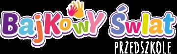 Logo przedszkola Bajkowy Świat